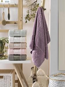 Набор из 6 банных полотенец Slow cotton