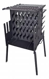 Мангал (41.8x37.4x45.5 см) Премиум-барбекю 2555841801