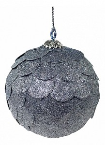 Елочный шар (9.8x9.8x10.5 см) Paper ball en_ny0073