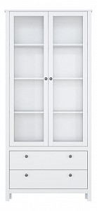 Шкаф-витрина Хельга REG2W2S