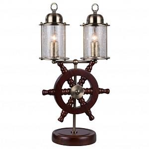 Настольный светильник из дерева Volantino SL150.304.02
