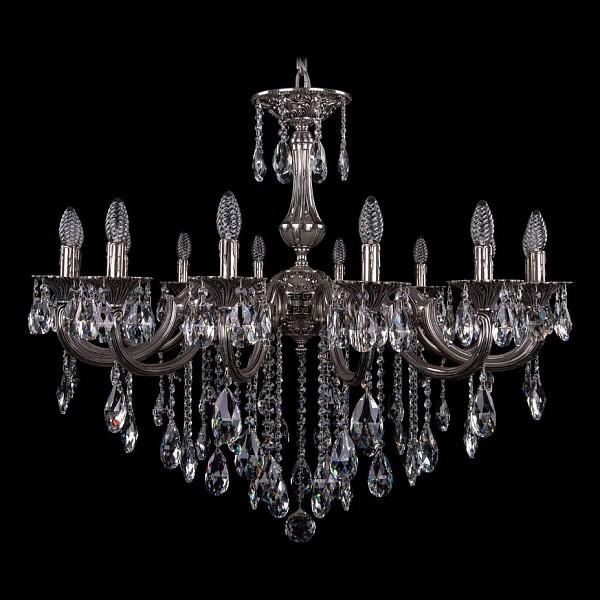 Подвесная люстра 1702/14/300/B/NB Bohemia Ivele Crystal 1702/14/335/B/NB  (BI_1702_14_335_B_NB), Чехия