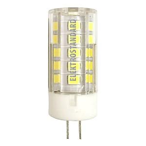 Лампа светодиодная G4 LED 5Вт 220В 3300K a036300