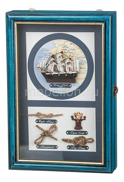Ключница АРТИ-М (20х30 см) Парусник 271-125