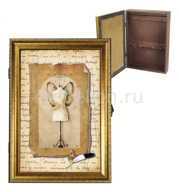 Ключница Акита (24х34 см) Манекен 312-11