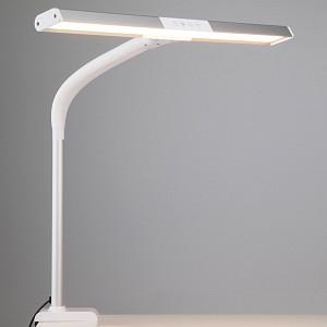 Настольная лампа офисная Designer 80500/1 белый 9W