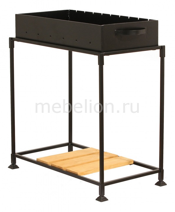 Мангал DOORZ (80x39x80 см) МД-4-4-4 goldpress 4