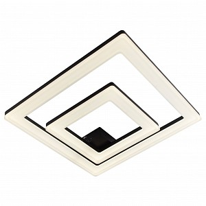 Накладной светильник Sevilia 407/2PF-LEDBlack