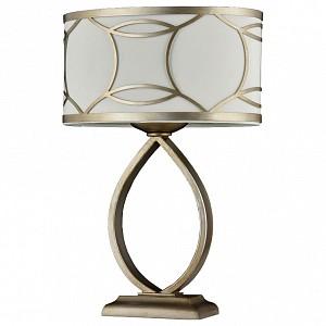 Лампа настольная с абажуром Fibi MY_H310-11-G