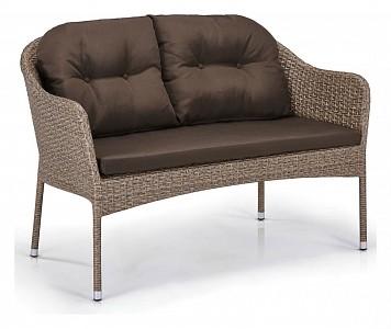 Прямой диван S54B-W56 Light brown  / Диваны / Мягкая мебель