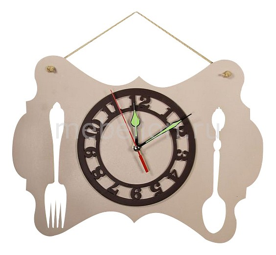 Настенные часы Акита (39х28 см) AKI N-29 цена и фото