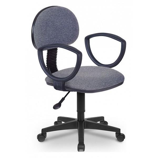 Кресло компьютерное CH-213AXN/GREY Бюрократ BUR_1013196