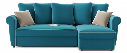 Угловой диван-кровать Гамбург Дельфин / Диваны / Мягкая мебель