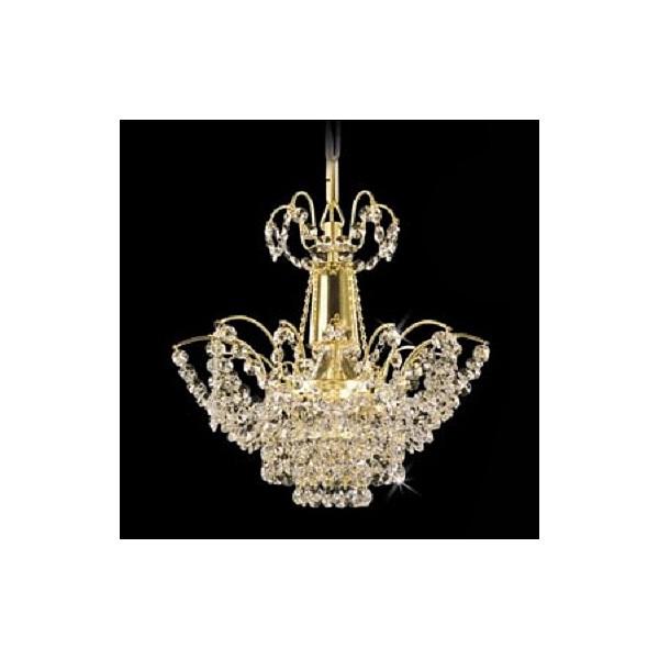 Подвесной светильник Brilliant 45 3433 001 07 00 00 40 Preciosa  (PR_45343300107000040), Чехия