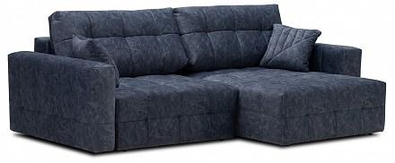 Угловой диван-кровать Энзо еврокнижка