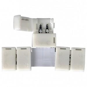 Соединитель лент Т-образный жесткий  LED 1T a038799