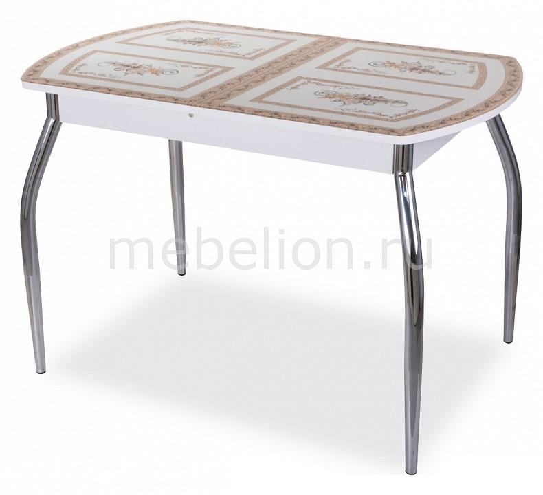 Кухонный стол Домотека DOM_Tango_PO-1_BL_st-72_01 от Mebelion.ru