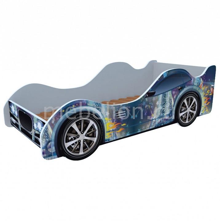 Купить Кровать-Машина Город M039