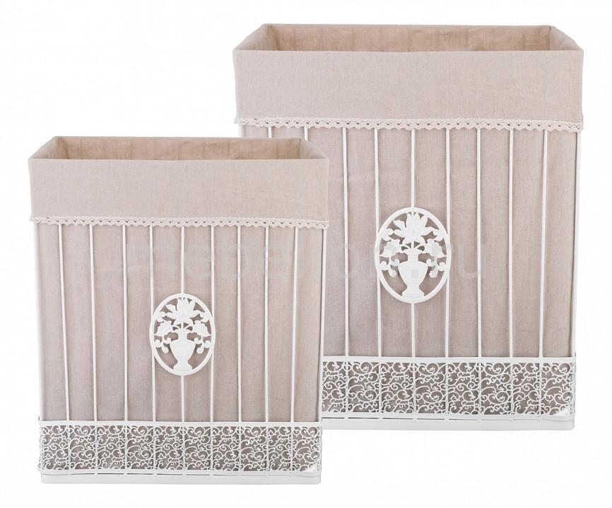 Набор корзин АРТИ-М Набор из 2 корзин (42x31x49 см) 190-212 набор из 2 грибных корзин природный интерьер k 2224 s 2