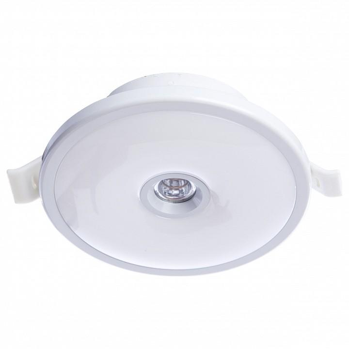 Встраиваемый светильник 2517 A2517PL-2WH