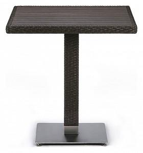Стол обеденный T607D-W53-70x70 Brown