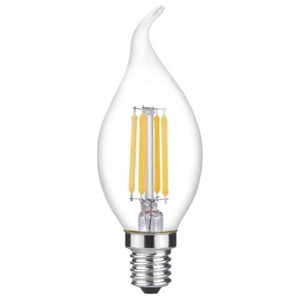 Лампа светодиодная E14 6Вт 220В 2700K 098356-2,21
