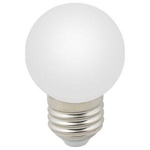 Лампа светодиодная Sky E27 220-240В 1Вт 6000K LED-G45-1W/6000K/E27/FR/С