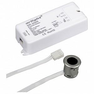 Диммер SR-2005 Silver-R (12-36V, 96-288W, IR-Sensor)