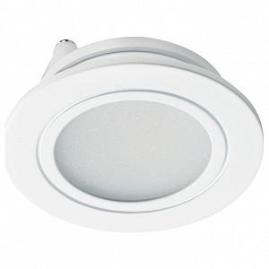 Встраиваемый светильник Ltm-r60 Ltm-r60WH-Frost 3W White 110deg