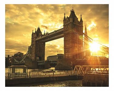 Панно (60х40 см) Лондон Тауэр 147332375