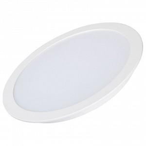 Встраиваемый светильник Dl-bl DL-BL225-24W Warm White