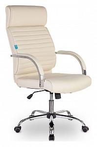 Кресло для руководителя Бюрократ T-8010SL/IVORY