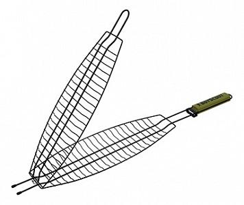 Решетка-гриль (65х15х3.5 см) Boyscout 61309