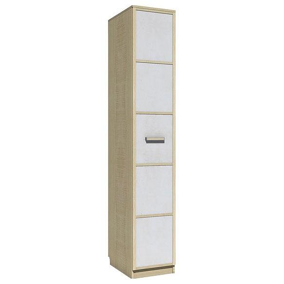 Шкаф платяной Фанк НМ 013.01-03