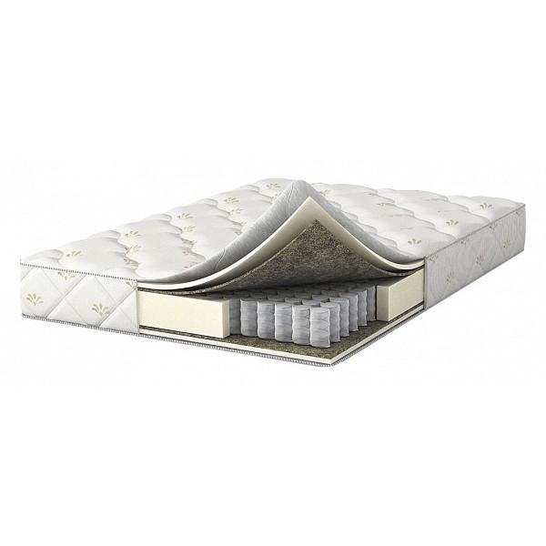 Матрас полутораспальный Askona Balance Lux 2000x1400 фото