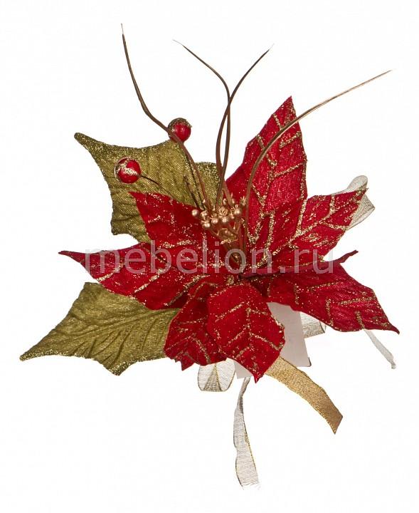 Цветок АРТИ-М (25 см) Пуансетия 241-1809 цена