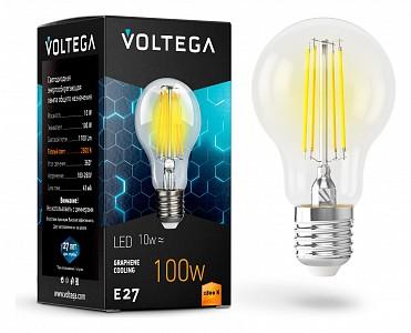 Лампа светодиодная General Purpose Bulb Е27 220В 10Вт 2800K VG10-А1E27warm10W-F