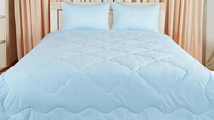Одеяло двуспальное Лежебока