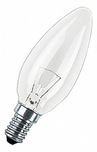 Лампа накаливания E14 220В 60Вт 2700K 4008321665942