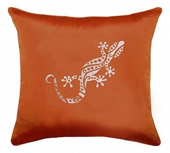 Подушка декоративная (45x45 см) Саламандра