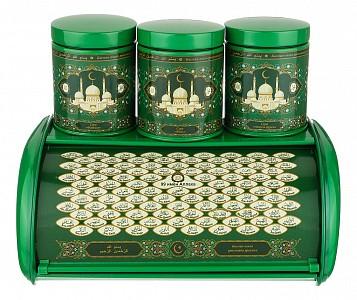 Хлебница (35.5x23x14.5 см) 99 Имен Аллаха 938-058