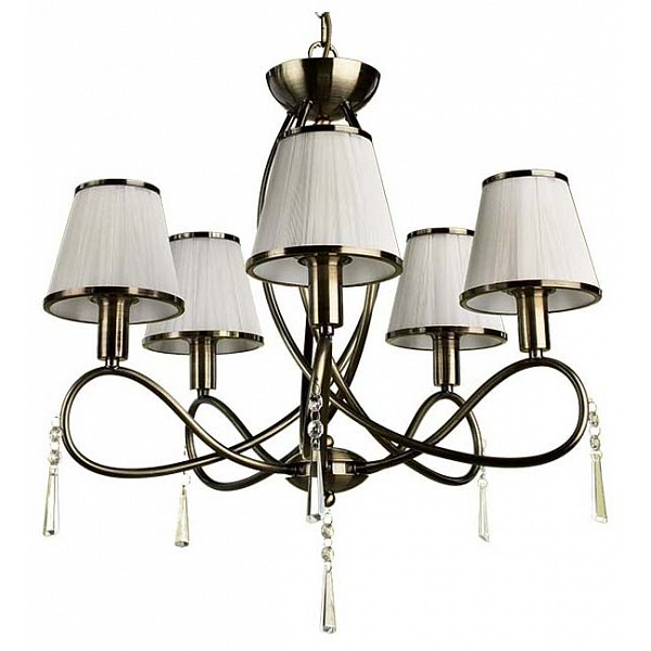 Подвесная люстра Logico A1035LM-5AB Arte Lamp  (AR_A1035LM-5AB), Италия