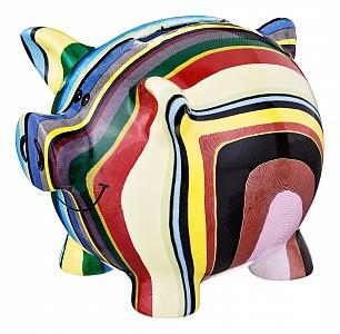 Копилка (10х8х8 см) Свинка 574-357