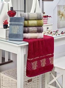 Набор из 6 банных полотенец ELIT