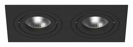 Светильник потолочный Intero 16 double quadro Lightstar (Италия)