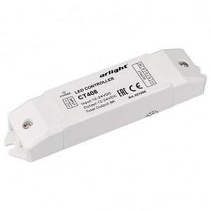 Контроллер-регулятор цвета RGBW CT408 (12-24V, 96-192W)