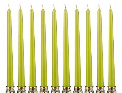 Набор из 10 свечей декоративных 348-376
