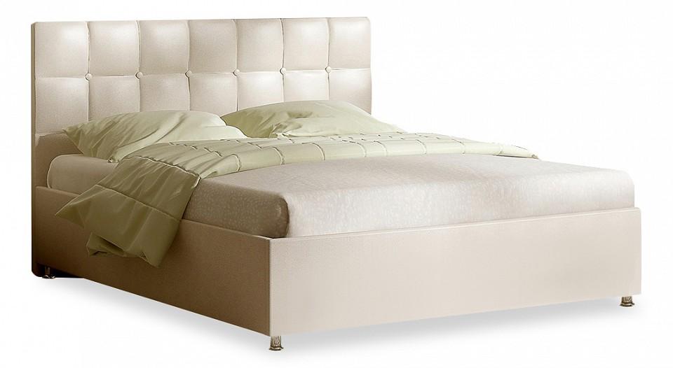 Кровать двуспальная с матрасом и подъемным механизмом Tivoli 160-190