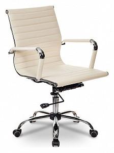 Кресло для руководителя CH-883-Low/IVORY