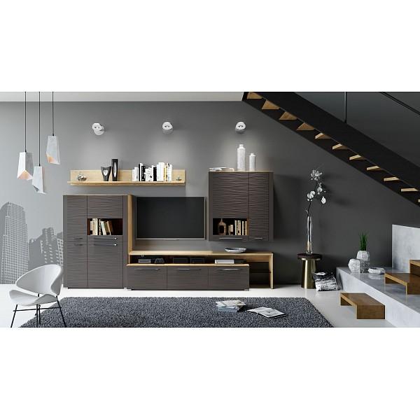 Набор для гостиной Николь ГН-296.002 ТриЯ TRI_Nicol_livingroom_system_2